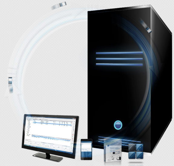 Terminal Server Einsatzszenario